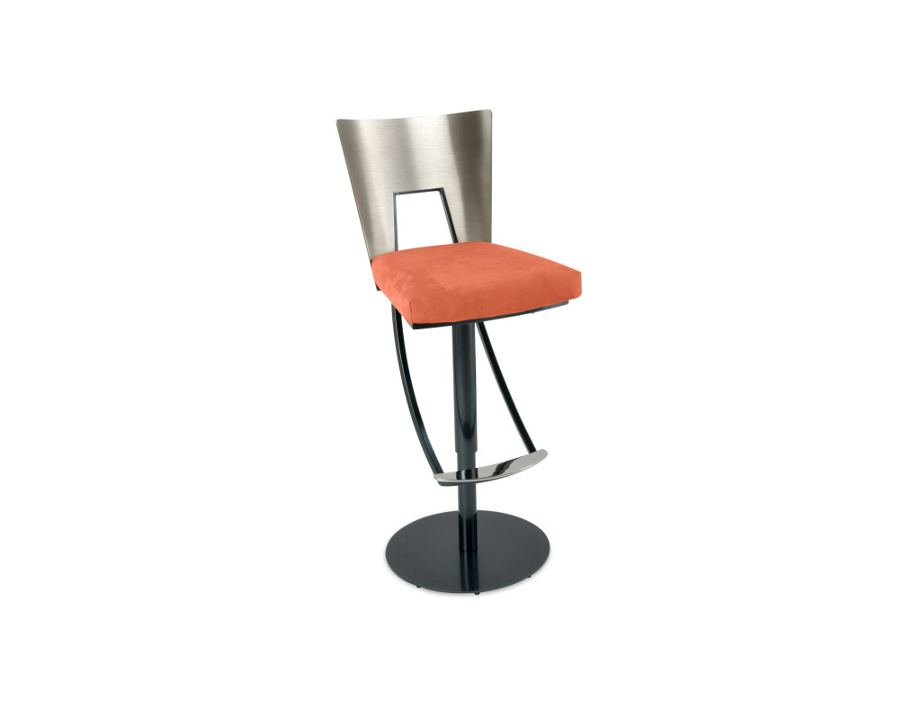 Swell Regal Swivel Barstool By Elite Modern Divano Designs Evergreenethics Interior Chair Design Evergreenethicsorg